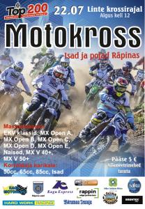 "Motokross ""Isad ja pojad"" @ Linte krossirada | Põlva maakond | Eesti"