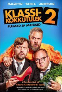 Film Klassikokkutulek 2: Pulmad ja matused @ Räpina Aianduskooli saal | Räpina | Põlva maakond | Eesti
