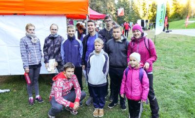 EKSL orienteerumise võistlused @ Taevaskoja