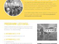 Leevaku hüdroelektrijaama avatud uste päevad! @ Leevaku hüdroelektrijaam   Leevaku   Põlva maakond   Eesti
