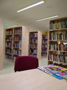 Leevi raamatukogu avamine @ Leevi Rahvamaja 2. korrus   Leevi   Põlva maakond   Eesti