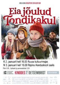 EIA JÕULUD TONDIKAKUL @ Ruusa kultuurimaja | Jälgimäe | Harju maakond | Eesti