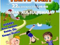 TERVES KEHAS TERVE VAIM @ Ruusa kultuurimaja | Ruusa | Põlva maakond | Eesti