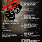 XIX Vabariiklik külateatrite festival @ Räpina Valla Kultuurikeskus | Räpina | Põlva maakond | Eesti