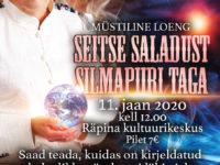 Kohtumine Ervin Hurdaga @ Räpina Valla Kultuurikeskus | Räpina | Põlva maakond | Eesti