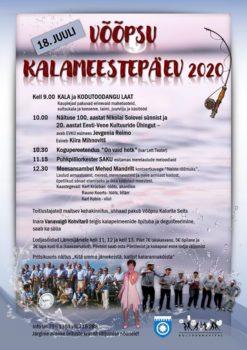 Kalameestepäev Võõpsus @ Võõpsu pritsikuuri plats | Võõpsu | Põlva maakond | Eesti