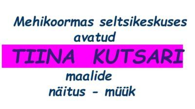 Näitus @ Meeksi valla seltsikeskus | Mehikoorma | Tartu maakond | Eesti