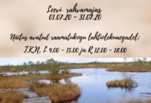 Photo of Einar Sirge loodusfotode näitus Leevi rahvamajas