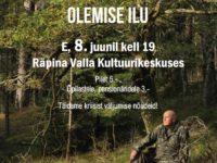 """Film """"Fred Jüssi. Olemise ilu"""" @ Räpina Valla Kultuurikeskus   Räpina   Põlva maakond   Eesti"""