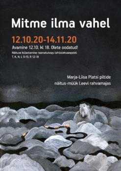 Marja-Liisa Platsi näituse avamine @ Leevi rahvamaja | Leevi | Põlva maakond | Eesti