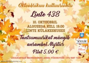 Kultuuriõhtu Linte 438 @ Linte külakeskuses | Linte | Põlva maakond | Eesti