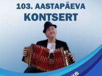 EV 103 kontsert-aktus Ruusal @ Ruusa kool/ kultuurimaja | Ruusa | Põlva maakond | Eesti