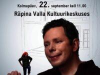 "MiksTeatri etendus ""Pöialpoiss Nils Karlsson"" @ Räpina Valla Kultuurikeskus | Räpina | Põlva maakond | Eesti"