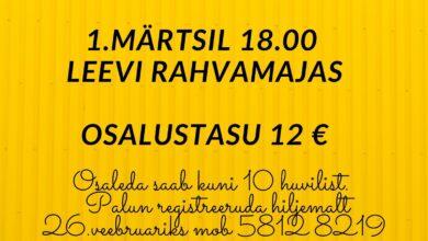Photo of JÄÄB ÄRA! Korvi heegeldamise õpituba