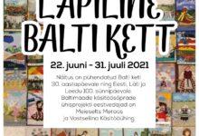 """Photo of Näitus """"Lapiline Balti kett"""" Räpina loomemajas"""
